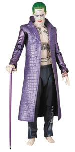 SUICIDE SQUAD FIGURINE MAF EX THE JOKER PREVIEWS EXCLUSIVE 15 CM