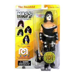 KISS FIGURINE LOVE GUN STARCHILD 20 CM