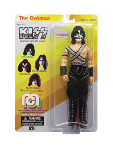 KISS FIGURINE LOVE GUN CATMAN 20 CM