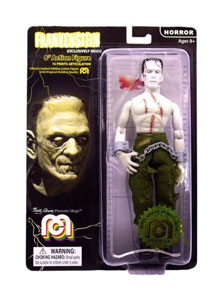 FRANKENSTEIN FIGURINE FRANKENSTEIN BARE CHEST 20 CM