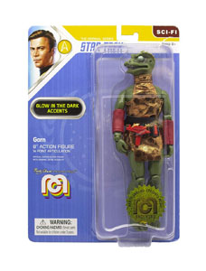 STAR TREK TOS FIGURINE GORN (GLOW IN THE DARK) 20 CM
