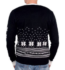Photo du produit HARRY POTTER SWEATER CHRISTMAS HOGWARTS Photo 1