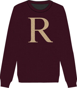 HARRY POTTER SWEATER CHRISTMAS RON
