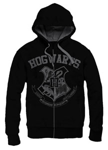 HARRY POTTER SWEATER A CAPUCHE HOGWARTS SCHOOL VINTAGE