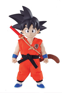 DRAGONBALL Z STATUETTE 1/8 D.O.D. SON GOKU YOUNG
