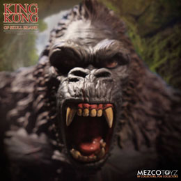 Photo du produit KING KONG FIGURINE KING KONG OF SKULL ISLAND 18 CM Photo 3