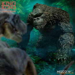 Photo du produit KING KONG FIGURINE KING KONG OF SKULL ISLAND 18 CM Photo 4