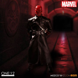 MARVEL UNIVERSE FIGURINE 1/12 RED SKULL 16 CM