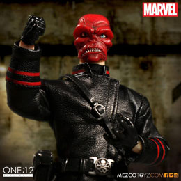 Photo du produit MARVEL UNIVERSE FIGURINE 1/12 RED SKULL 16 CM Photo 1