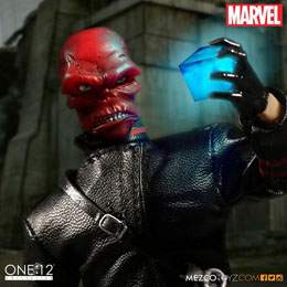 Photo du produit MARVEL UNIVERSE FIGURINE 1/12 RED SKULL 16 CM Photo 2