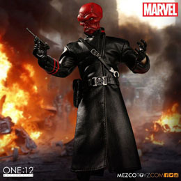 Photo du produit MARVEL UNIVERSE FIGURINE 1/12 RED SKULL 16 CM Photo 3