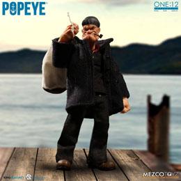 Photo du produit POPEYE FIGURINE 1/12 POPEYE 14 CM