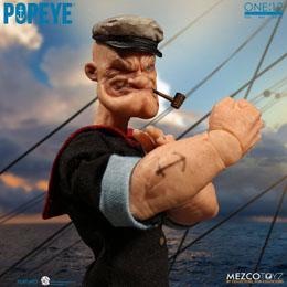 Photo du produit POPEYE FIGURINE 1/12 POPEYE 14 CM Photo 2