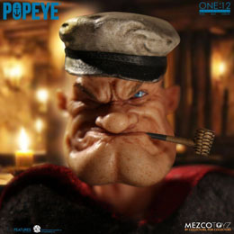 Photo du produit POPEYE FIGURINE 1/12 POPEYE 14 CM Photo 3