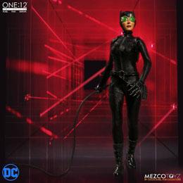 DC COMICS FIGURINE 1/12 CATWOMAN 15 CM