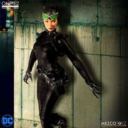 Photo du produit DC COMICS FIGURINE 1/12 CATWOMAN 15 CM Photo 1