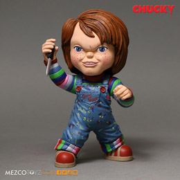 FIGURINE CHUCKY STYLIZED ROTO GOOD GUY CHUCKY