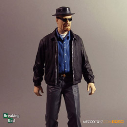 FIGURINE BREAKING BAD HEISENBERG SDCC 2015 EXCLUSIVE