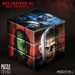 HELLRAISER III CUBE PUZZLE PINHEAD 9 CM