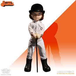 POUPEE SHOWTIME ALEX DELARGEORANGE MECANIQUE - LIVING DEAD DOLLS  25 CM