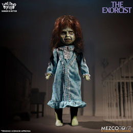 L´EXORCISTE LIVING DEAD DOLLS POUPEE REGAN 25 CM
