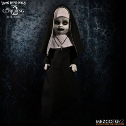 CONJURING 2 POUPEE LIVING DEAD DOLLS THE NUN 25 CM