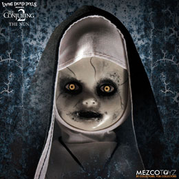Photo du produit CONJURING 2 POUPEE LIVING DEAD DOLLS THE NUN 25 CM Photo 1