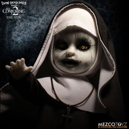 Photo du produit CONJURING 2 POUPEE LIVING DEAD DOLLS THE NUN 25 CM Photo 3