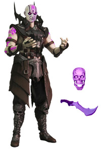 FIGURINE MORTAL KOMBAT X QUAN CHI SORCERER VARIANT PREVIEWS EXCLUSIVE