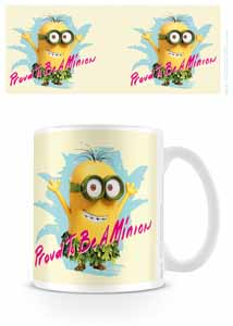 MUG MINIONS PROUD TO BE A MINON