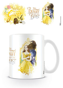 MUG LA BELLE ET LA BETE BE OUR GUEST