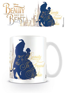 MUG LA BELLE ET LA BETE - BEAUTY WITHIN