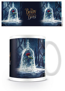MUG LA BELLE ET LA BETE -  ENCHANTED ROSE
