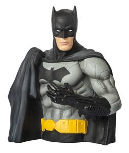 DC UNIVERSE TIRELIRE BUST BANK BATMAN NEW 52