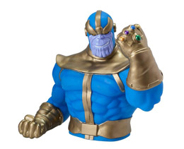Photo du produit Marvel Tirelire Bust Bank Thanos