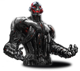MARVEL TIRELIRE BUST BANK ULTRON 20CM