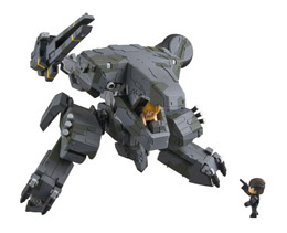 METAL GEAR SOLID REX FIGURE