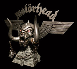 Photo du produit STATUETTE MOTORHEAD PVC WARPIG 20 CM Photo 2
