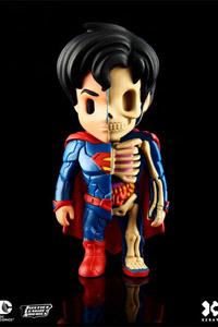 DC COMICS FIGURINE XXRAY WAVE 1 SUPERMAN