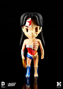 DC COMICS FIGURINE XXRAY WAVE 1 WONDER WOMAN