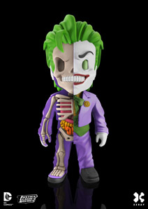 DC COMICS FIGURINE XXRAY WAVE 3 JOKER
