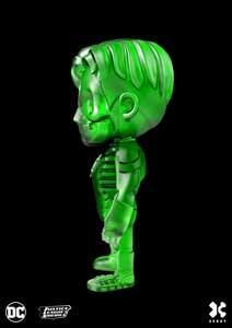 Photo du produit DC COMICS FIGURINE XXRAY GREEN LANTERN CLEAR GREEN EDITION Photo 1