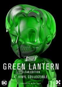 Photo du produit DC COMICS FIGURINE XXRAY GREEN LANTERN CLEAR GREEN EDITION Photo 4