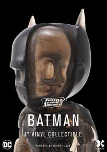 Photo du produit DC COMICS FIGURINE XXRAY BATMAN CLEAR BLACK EDITION Photo 4