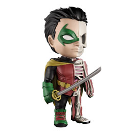 Photo du produit DC COMICS FIGURINE XXRAY WAVE 7 ROBIN 10 CM Photo 3