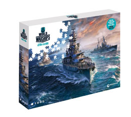 PUZZLE WORLD OF TANKS READY TO FIGHT (1000 PIECES)