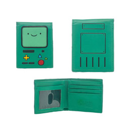 ADVENTURE TIME PORTE-MONNAIE BMO