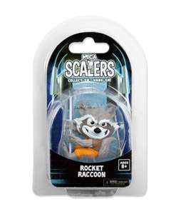 Photo du produit SCALERS ROCKET RACCOON NECA LES GARDIENS DE LA GALAXIE