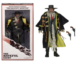HATEFUL EIGHT FIGURINE RETRO STYLE MAJOR MARQUIS WARREN