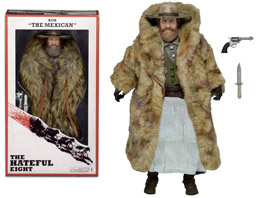 HATEFUL EIGHT FIGURINE RETRO STYLE BOB THE MEXICAN